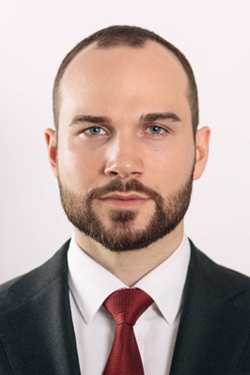 Dr Andreas Grözinger, lawyer