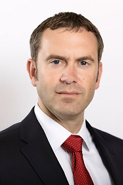 Prof Dr Björn Gercke, specialist solicitor for criminal law