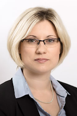 Dr Diana Hembach, specialist solicitor for criminal law