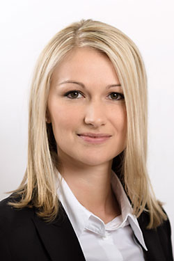 Dr Kerstin Stirner, specialist solicitor for criminal law
