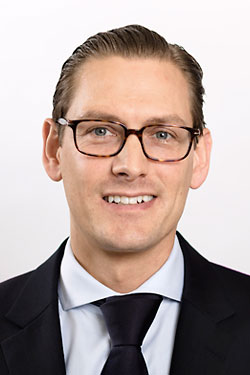 Daniel Wölky, specialist solicitor for criminal law